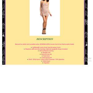 BCBG MAXAZRIA Malinda Basket TAUPE 10 #345 Dresses - BCBG MAXAZRIA Malinda Basket TAUPE 10 #345